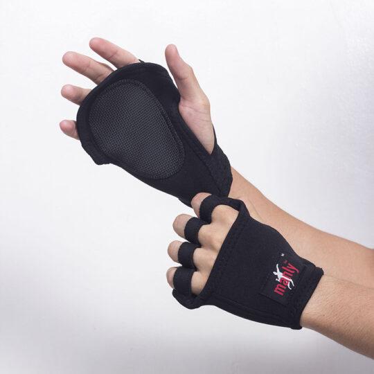 Manly Neoprene Lifter's Glove (10-09) Main