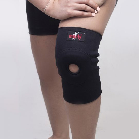 Manly Neoprene Open Patella Cartilage Support (60-05)