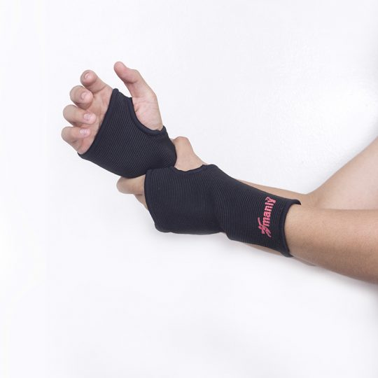 Elastic Wrist and Palm Support