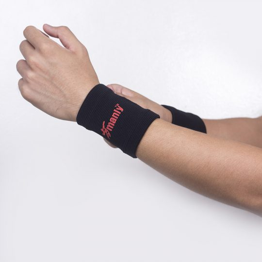 Manly Elastic Wrist Support (20-08)
