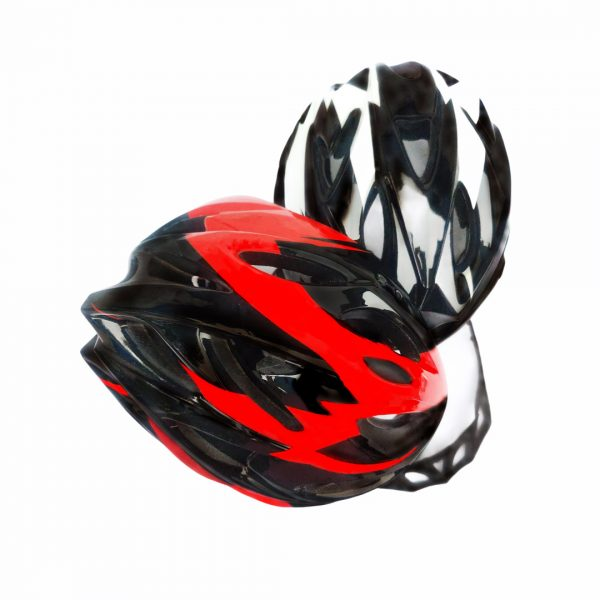 Manly cycling helmet